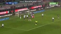 All Goals - AC Milan 1-0 Crotone 06.01.2018