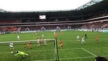 Le Mans FC-Lille en Coupe de France: ambiance
