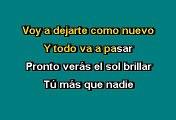 Shakira - Día De Enero (Karaoke)
