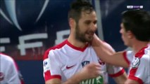 1-1 Antony Robic Penalty Goal France  Coupe de France  Round 9 - 06.01.2018 AS Nancy-Lorraine 1-1...