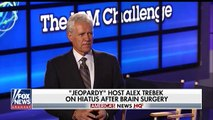 'Jeopardy' host Alex Trebek undergoes brain surgery