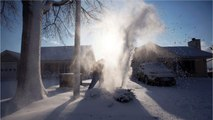 National Weather Service Says More Frigid Temperatures This Weekend