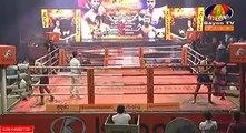 Ny Sophy vs Boungern(thai), Khmer Boxing Bayon 05 Jan 2018, Kun Khmer vs Muay Thai
