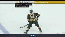 Berkshire Bank Exciting Rewind: Jake DeBrusk Scores, Increases Bruins' Lead