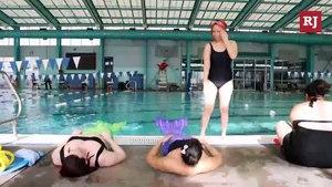 Mermaid school in Las Vegas- DON'T USE