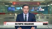 Hackers using 'PyeongChang 2018' to spread malware