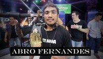 Abro Fernandes Siap Pertahankan Sabuk Juara