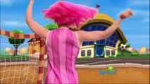 Sprout's Super Sproutlet Show - Sportacus - Music - No One's Lazy in LazyTown 1080i HDTV