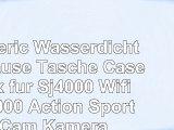 Generic Wasserdicht Gehäuse Tasche Case Box für Sj4000 Wifi Sj4000 Action Sport Cam Kamera