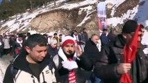 Sarıkamış şehitleri anma yürüyüşü -Halk röportajı (2) - SARIKAMIŞ