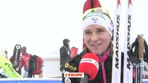 Biathlon - CM (F) - Oberhof : Bescond «Je suis contente de moi»