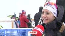 Biathlon - CM (F) - Oberhof : Chevalier «J'ai fait ce que j'ai pu pour rattraper ma bêtise»