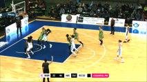 LFB 17/18 - J11 : Nantes Rezé - Hainaut Basket