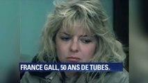 """""""Les sucettes"""", """"Résiste"""", """"Évidemment""""... Les plus grands succès de France Gall"""
