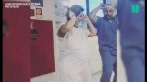 Ce médecin brésilien a une méthode très amusante pour atténuer les douleurs des femmes enceintes