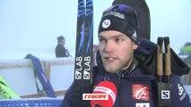 Biathlon - CM (H) - Oberhof : Guigonnat ««À la sensation plus qu'à la visibilité»