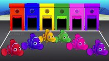 Learn Colors With Fish Colors, Kids Learn Colors, Colors Fish Video for Kids