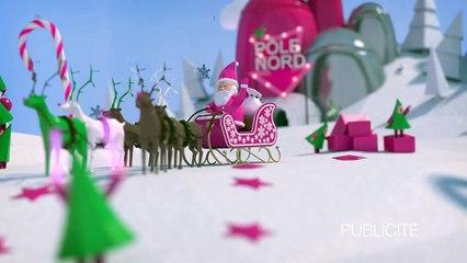 Jingle pub Noël M6 (2014)