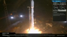 First Rocket Launch of 2018 with SpaceX Falcon 9 and Zuma Payload