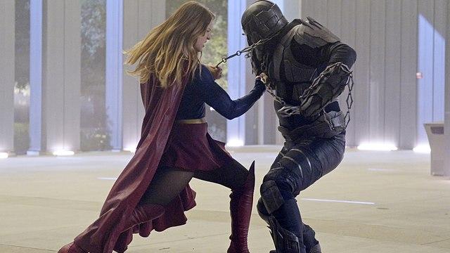 "Supergirl - Season 3 Episode 10 ""Legion of Super-Heroes"" 3x10 [HD]"
