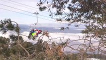 ANADOLU'NUN KAYAK ZİRVELERİ - Kristal kar üstünde kayağın adresi: Cıbıltepe - KARS
