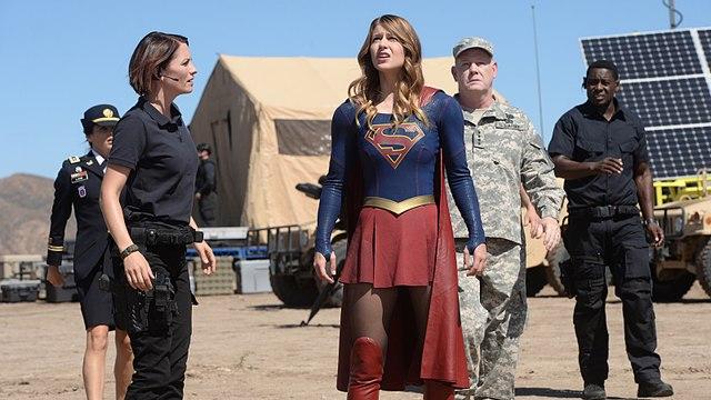 Supergirl Season 3 Episode 10 : Legion of Super-Heroes - Watch Online [HD]