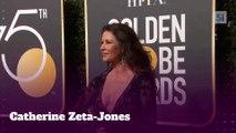 Les stars sur le tapis rouge des Golden Globes