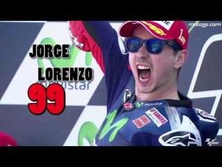 Lorenzo takut sirkuit Basah