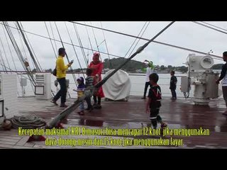 KRI Bima Suci dan Dewa Ruci di Sail Sabang 2017