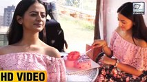 Swaragini Actress Helly Shah Celebrates Her Birthday | FULL VIDEO