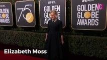 Les stars en noir sur le tapis rouge des Golden Globes
