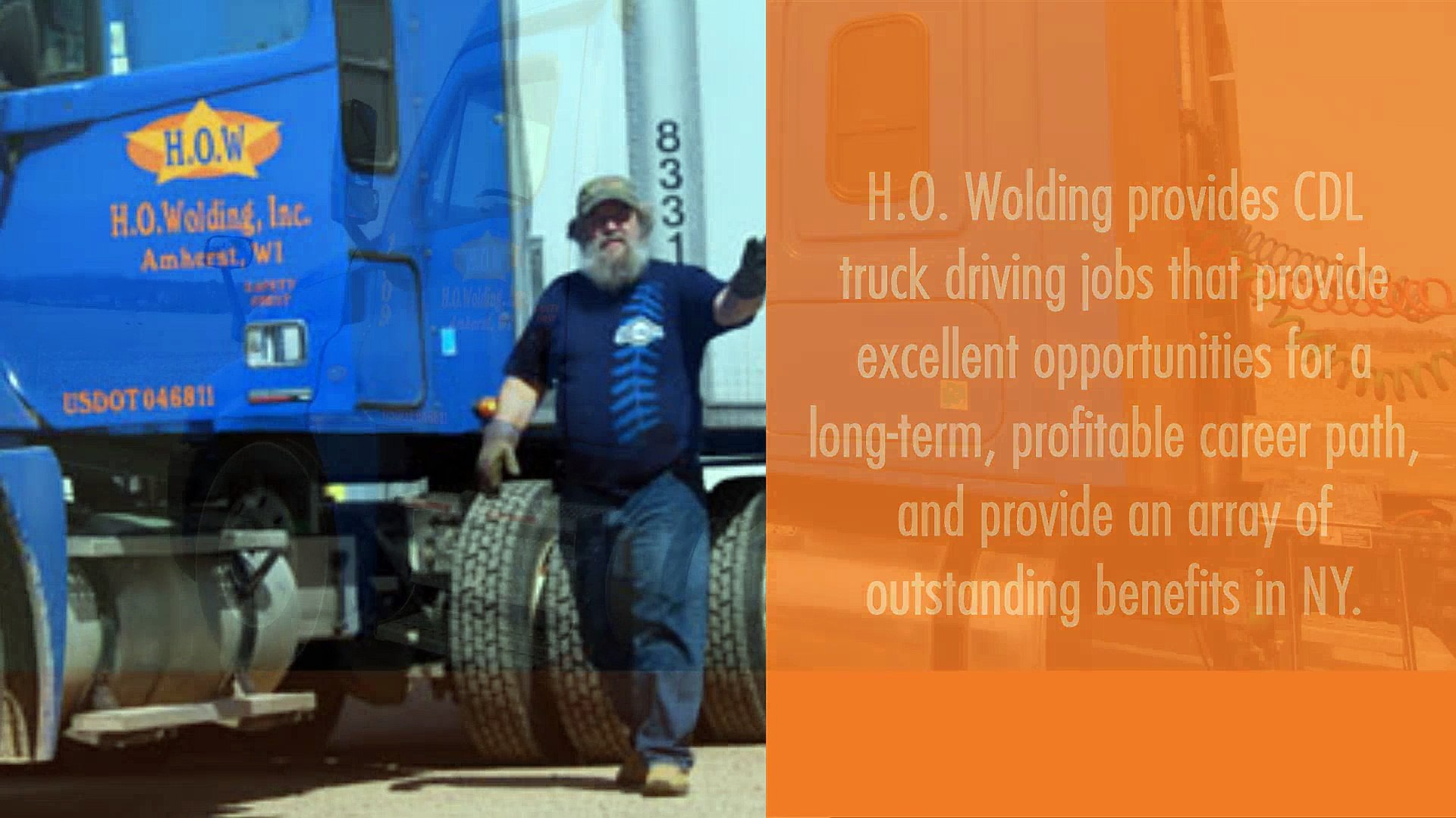 Cdl Truck Driving Jobs In Ny