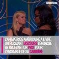 Le discours féministe d'Oprah Winfrey aux Golden Globes