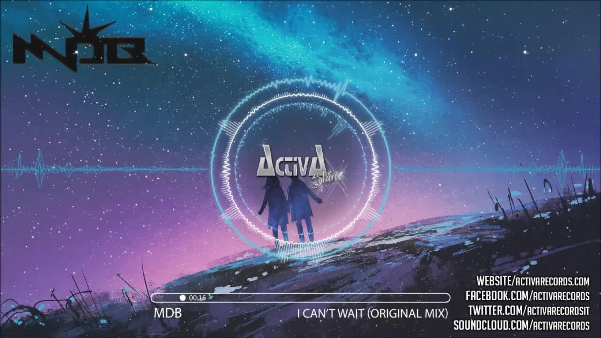 MDB - I Can't Wait (Original Mix) - Official Preview (Official Preview)