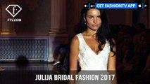 Julija Bridal Fashion 2017 Wedding Dresses for a Beautiful Wedding   FashionTV   FTV