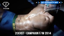 2(X)IST Behind The Scenes ELECTIRC and PRO Fall/Winter 2014 CAMPAIGN I | FashionTV | FTV
