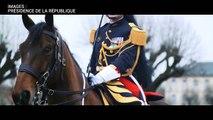 Voici le cheval offert par Emmanuel Macron au président chinois