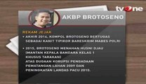 Rekam Jejak AKBP Brotoseno