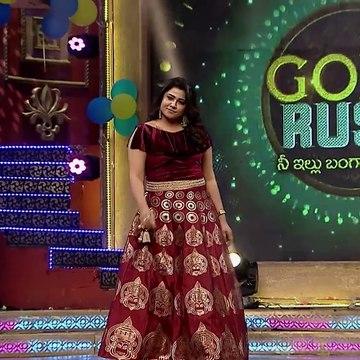 Srimukhi (Sreemukhi) & Jyothi Hot Dance For Swing Zara Song - GoldRush