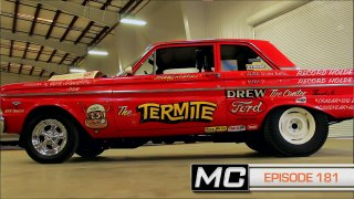 5 Top Burnouts- Muscle Car Of The Week Video Episode 235 V8TV