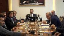 Türk-Arap Ekonomi Zirvesi ve Türk-Yemen İş Forumu - MERSİN