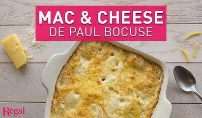 Mac & cheese de Paul Bocuse | regal.fr