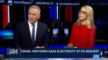 THE RUNDOWN   Israel boots Gaza electricity after 6-month cut   Monday, January 8th 2018
