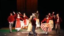"""Extraits du spectacle """"En Piste"""" par le groupe folklorique """"Nice La Belle"""" - 3/5"""