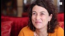 Noémie Lvovsky : l'interview Post-it