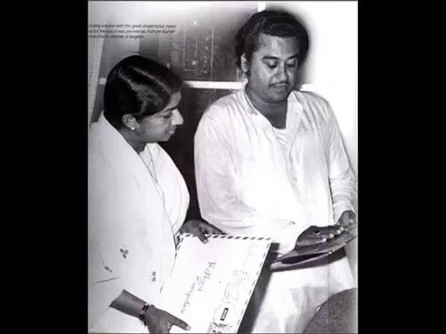 Aa Muhabbat Ki Basti Basayenge Hum - Lata Mangeshkar & Kishore Kumar - Film Fareb (1953)