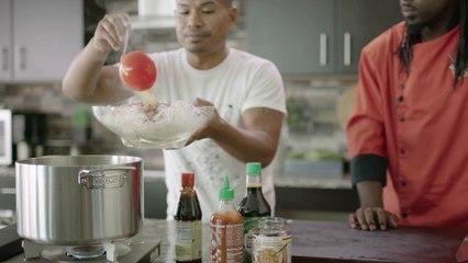 Cook Like A. Champion - S2 - Making Pho with Keo