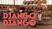"""Django Django - """"Tic Tac Toe"""" & """"First Light"""" - Session at Bar Gallia"""