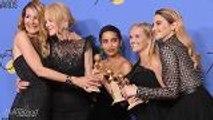 Golden Globes 2018: 'Big Little Lies' Wins Best Mini Series, Laura Dern & Nicole Kidman Take Home Globes For Their Roles   THR News