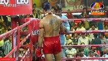 Vong Noy vs Vanchhailek(thai), Khmer Boxing Bayon 07 Jan 2017, Kun Khmer vs Muay Thai